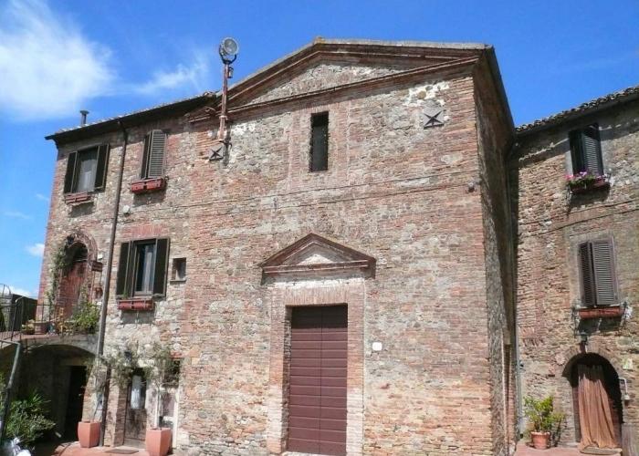 Fabro - Chiesa al Castello