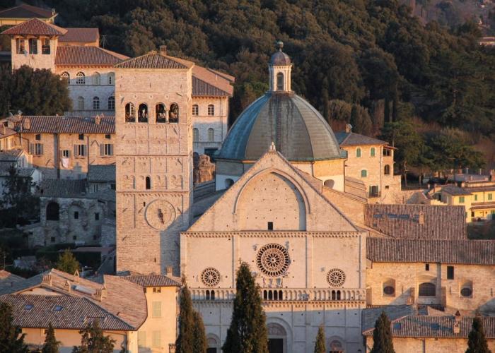 Assisi - Duomo San Rufino