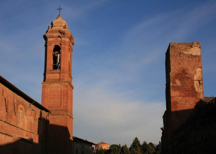 Città della Pieve - Torre e Campanile del Vescovo